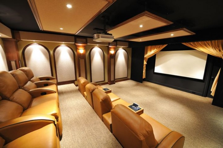 Spojení filmů s luxusem