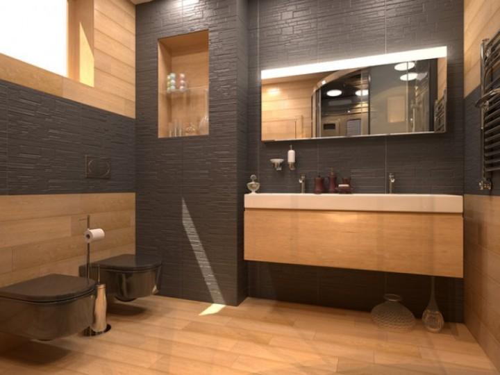 Minimalismus v koupelně