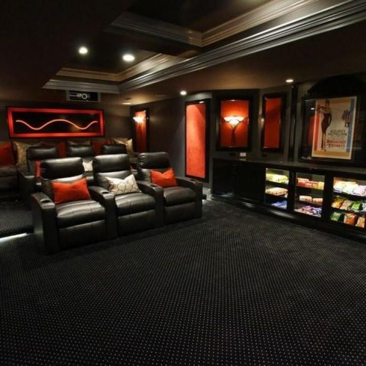 Užijte si filmový večer v luxusu