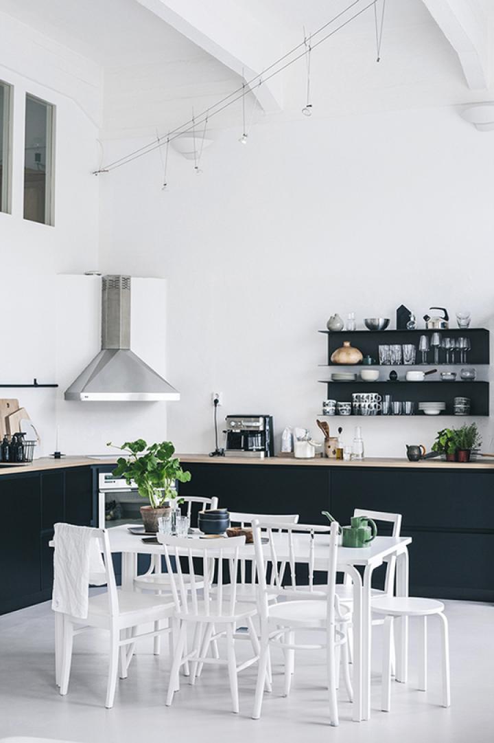 Moderní a nadčasová kuchyň
