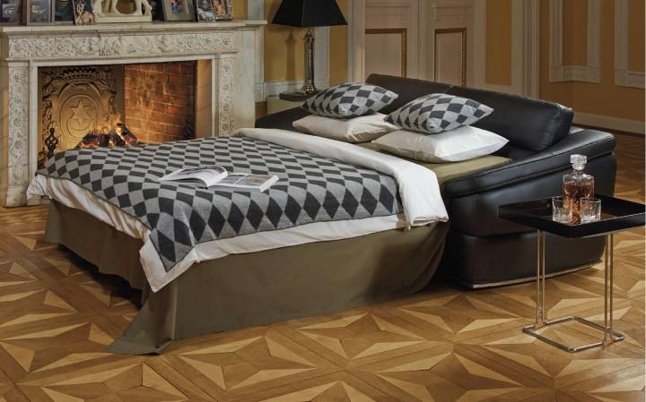 Romantický obývací pokoj