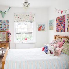 Dětský pokoj s veselými detaily