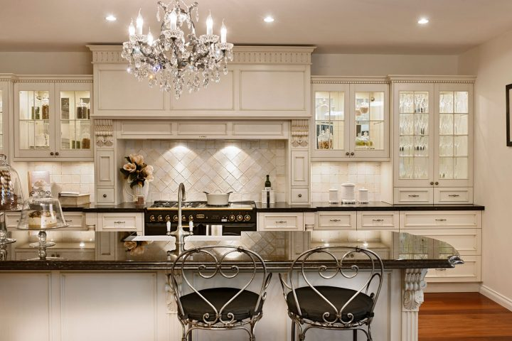 Nadčasová elegance v kuchyni