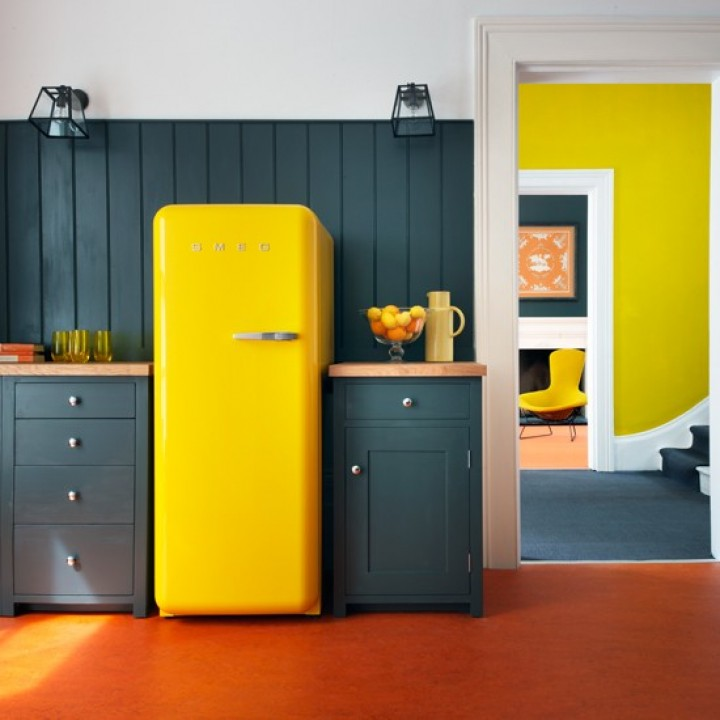 Syté barvy pro váš interiér