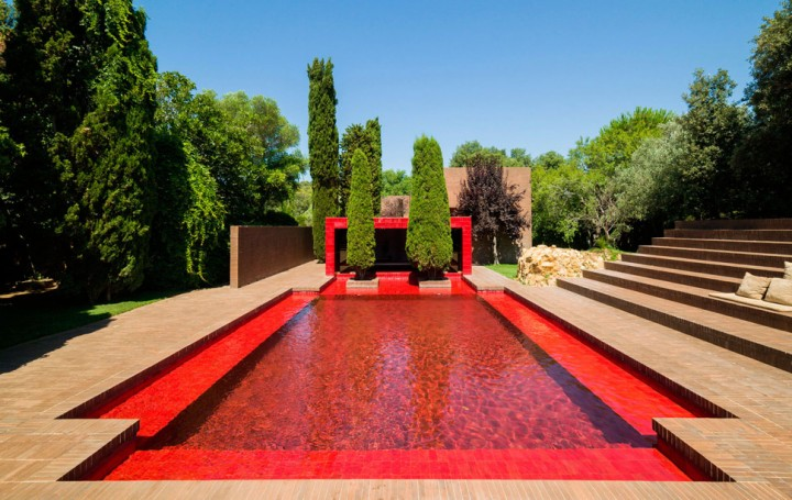 Originální bazén pro nevšední léto!