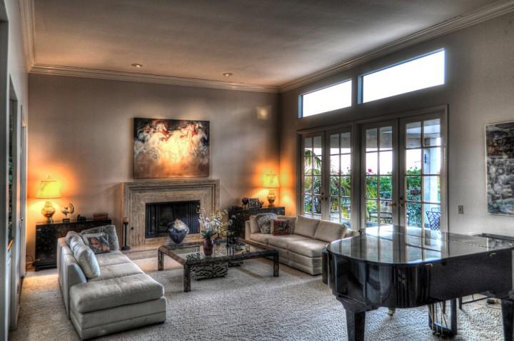 Obývací pokoj pro pravého aristokrata
