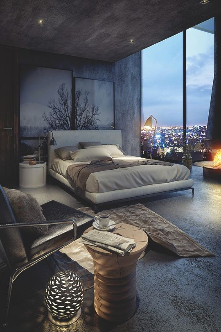 Výhled, který vás donutí vylézt z postele