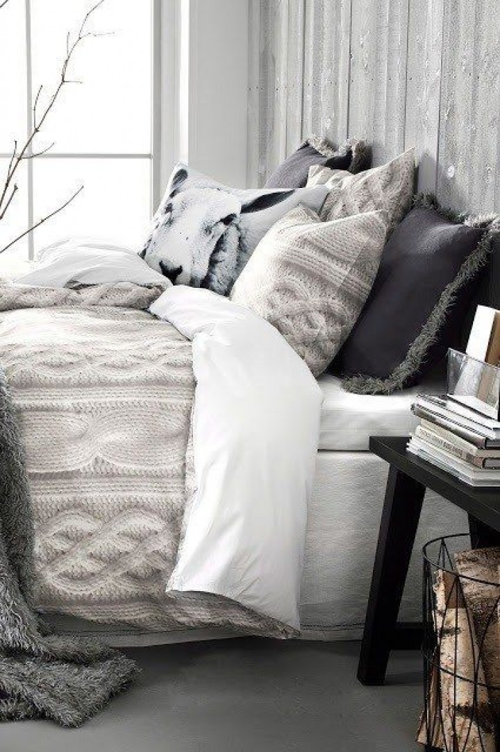 Útulnější ložnice snadno a rychle