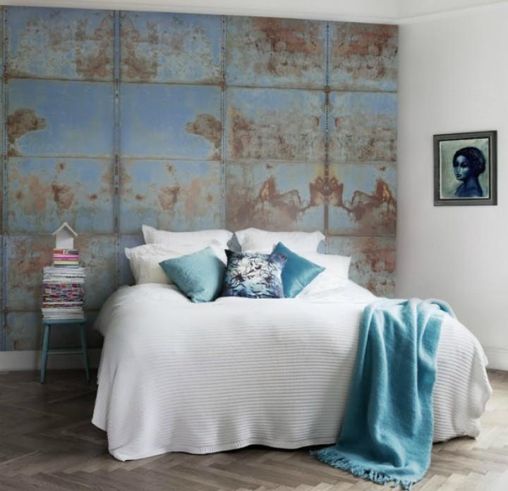 Dominantní stěna jako dekorativní prvek v interiéru