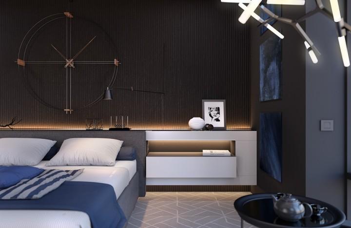 Ložnice jako umělcova inspirace