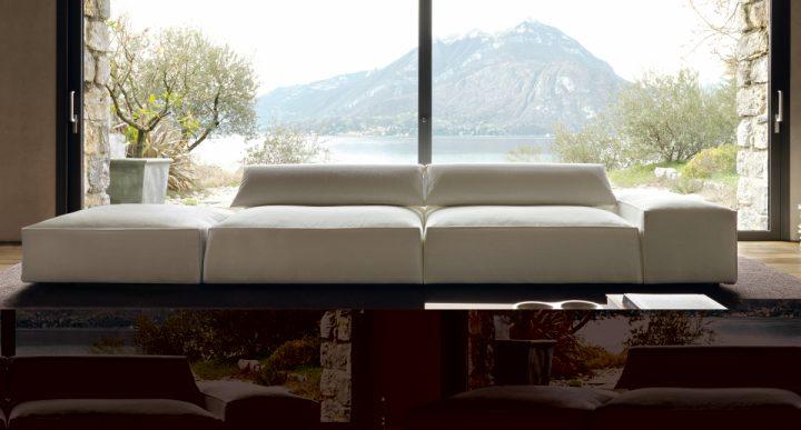Relaxační obývací pokoj