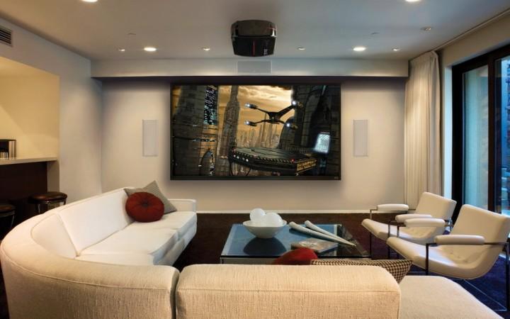 Kino v pohodlí tepla domova