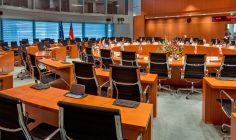 Moderní konferenční místnost