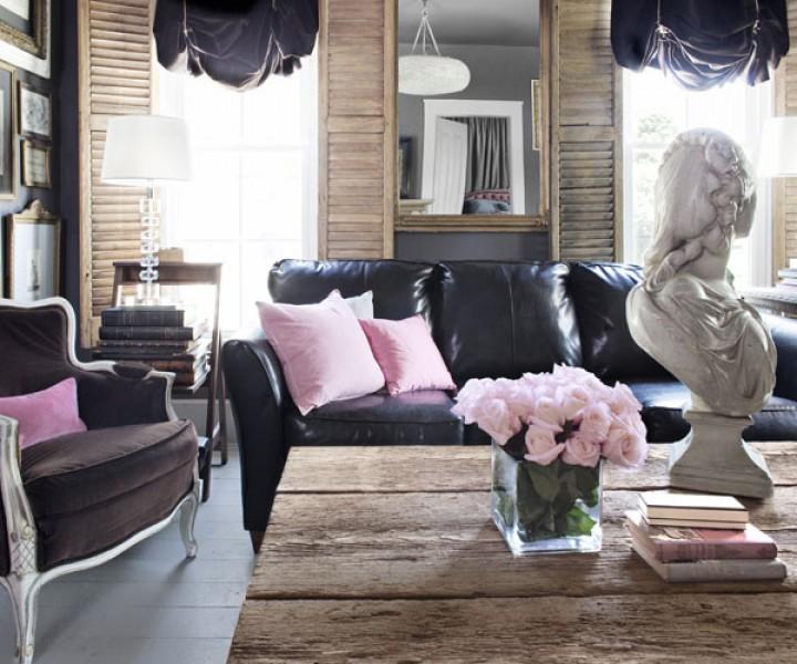 Holčičí obývací pokoj