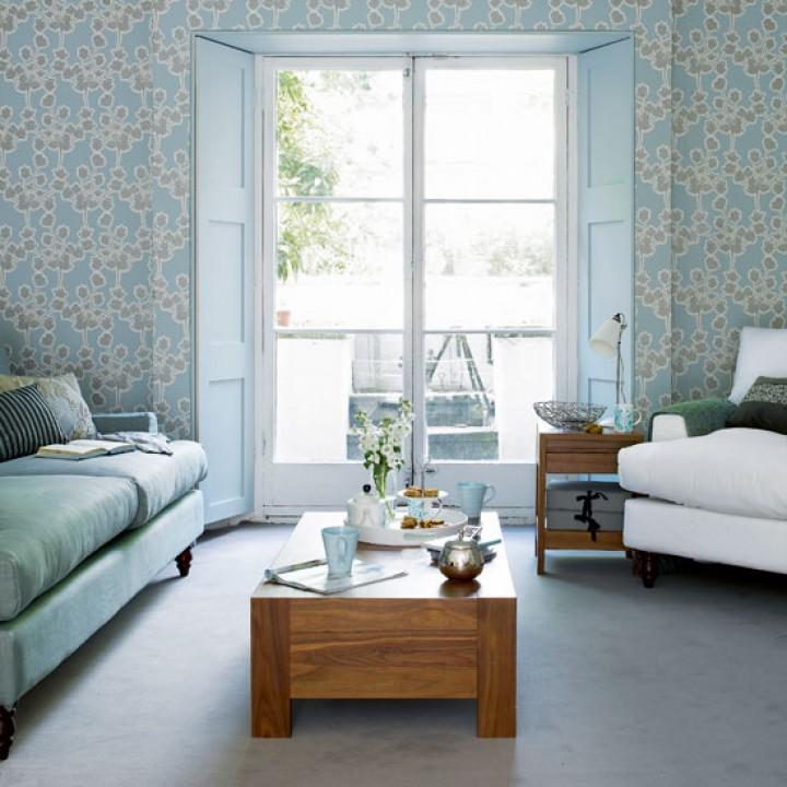 Obývací pokoj ideální k relaxaci