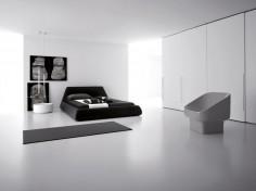 Elegance v černé a bílé