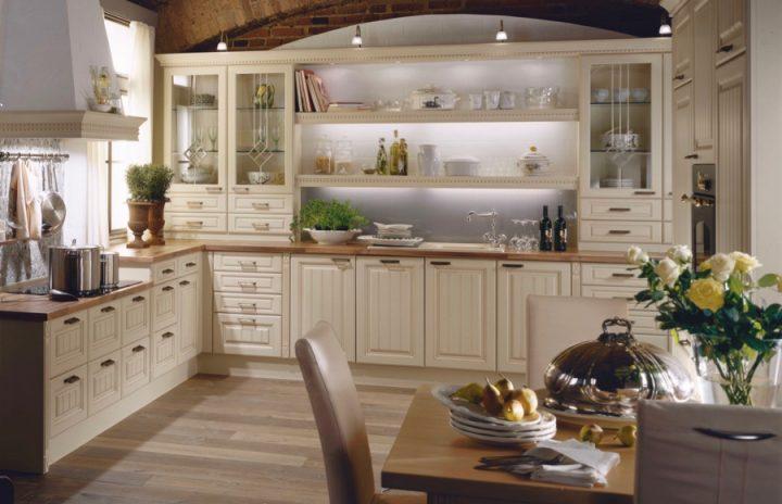 Vanilková Provence kuchyně