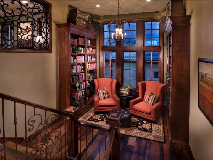 Elegantní knihovna