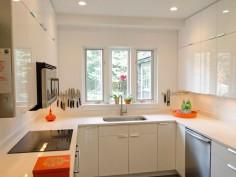 Kuchyně do studentského bytu