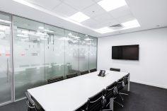 Elegantní zasedací místnost