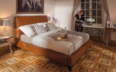 Elegantní postel Otello