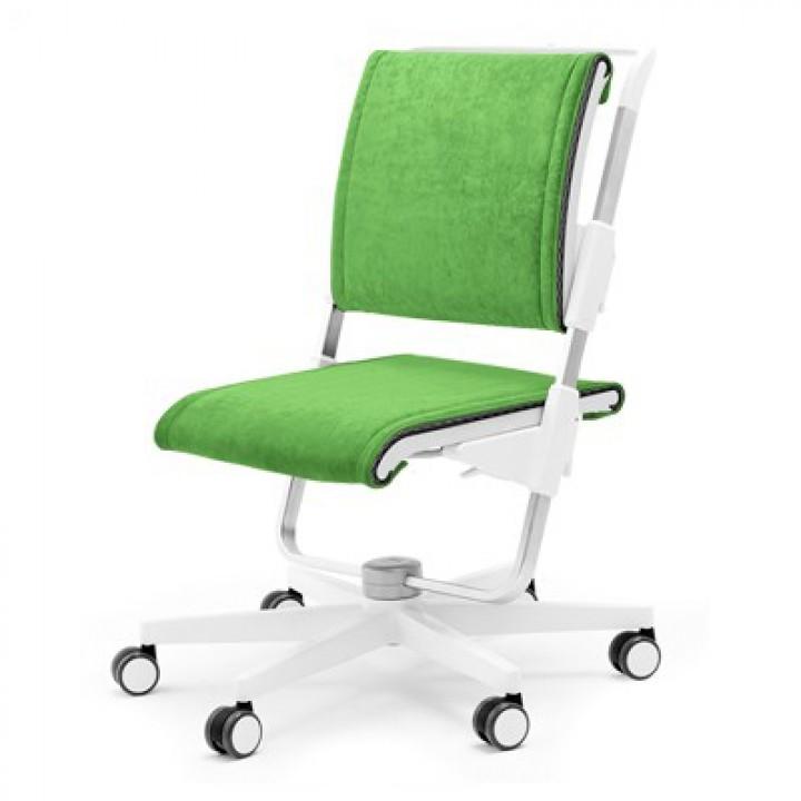 Kvalitní zelená židle