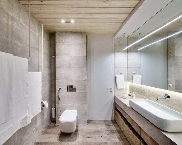 Přírodní prvky v koupelnách vedou