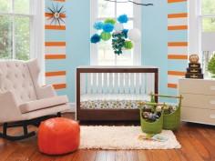 Veselý dětský pokojík