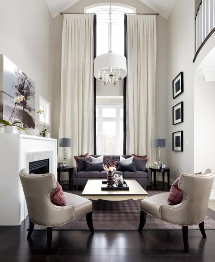 Menší interiér