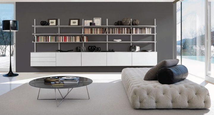 Luxusní obývací pokoj pro každodenní odpočinek